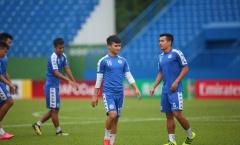 Quang Hải và đồng đội sẵn sàng chiến chung kết AFC Cup với Bình Dương
