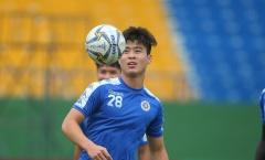 Video Duy Mạnh nói điều đặc biệt về trận chung kết hai đội Việt Nam tại AFC Cup