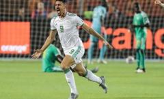 5 điểm nhấn Senegal 0-1 Algeria: Trận cầu bạo lực; Algeria sút 1 ăn luôn!