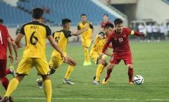Quang Hải 'mất tích' là dấu hiệu đáng mừng cho U22 Việt Nam