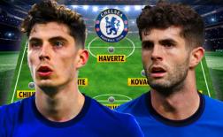 Đội hình Chelsea đấu Porto: Tuchel sử dụng số 9 mới?