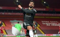 Bruno Fernandes và sự đối nghịch khi M.U 'on top' Premier League