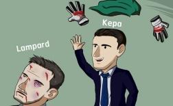 Cười té khói với loạt ảnh chế Leicester thắng Chelsea