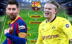 Đội hình Barcelona mạnh cỡ nào nếu hoàn thiện Dream Team?