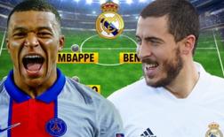 Real Madrid bá cỡ nào nếu hoàn thiện Dream Team?