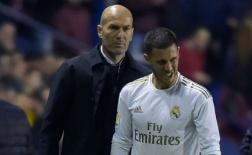 Mất Hazard, Zidane vẫn còn một 'trọng thần' phá lưới Atletico