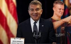 Cười té khói với loạt ảnh chế Laporta trở thành chủ tịch Barca