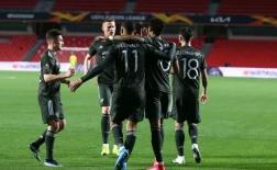 ĐHTB tứ kết lượt đi Europa League: 3 sao Man Utd; 'Ác mộng' Arsenal