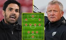 Odegaard chấn thương, Arsenal dùng 'lá bài tẩy' trước Sheffield