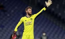 Man Utd thay De Gea bằng 'găng tay vàng' 90 triệu?