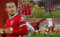 Thiago khai hỏa phút chót, Liverpool 'dệt mộng' Champions League