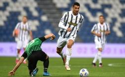 Chấm điểm dàn sao Juve trận Sassuolo: CR7 siêu đẳng; Quá tệ Bonucci