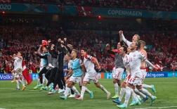 Quá tuyệt vời, tuyển Đan Mạch thực hiện lời hứa với Eriksen