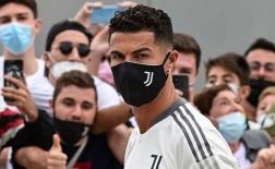 Ronaldo xuất hiện, coi như chốt khả năng quay lại M.U
