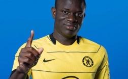 Chelsea ra mắt áo sân khách mới, màu tuy lạ mà quen