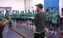 Eriksen trở lại trung tâm huấn luyện, mang tin vui cho Inter