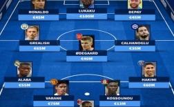 Đội hình 11 chữ ký mùa hè đang tỏa sáng: Ronaldo - Lukaku góp mặt; Arsenal có 1 vị trí