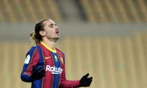 Barcelona thua ngược, Griezmann nói lên sự thật cay đắng