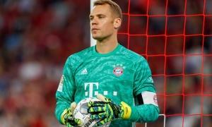 Bayern đại thắng, 'người nhện' Neuer nhận tin cực vui