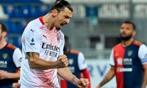 Ibrahimovic hào hứng khi Mandzukic gia nhập Milan