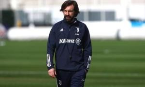 Tiếp tục gây thất vọng, Pirlo nhận thông điệp từ GĐTT Juventus