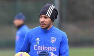 XONG! Đội hình Arsenal đấu Southampton: 4 cái OUT, cú sốc Aubameyang