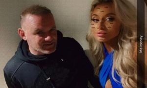Rooney lên tiếng sau scandal vào khách sạn với gái lạ
