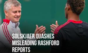 Rõ sự thật xung đột Solskjaer - Rashford ở Old Trafford