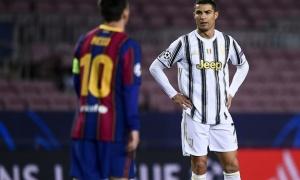 ĐHTB UEFA do CĐV bình chọn: Neymar, CR7 sát cánh 3 'ảo thuật gia'