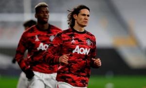 Cavani tiết lộ bí quyết thành công ở Man Utd
