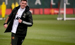 Khi Man Utd bùng cháy nhờ 100% nhân tố 'DNA của Quỷ'