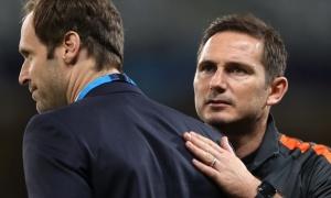 Rõ vai trò của Petr Cech sau khi Frank Lampard bị Chelsea sa thải