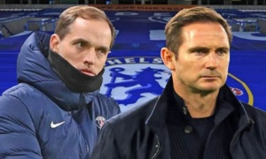 Tuchel đến, coi như 'khao khát của Lampard' hết cửa gia nhập Chelsea