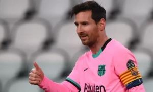 Messi làm nên lịch sử của Barcelona tại Copa del Rey