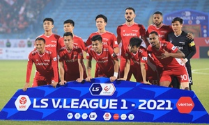 Viettel vào bảng tử thần Champions League; Hà Nội, Sài Gòn thở phào