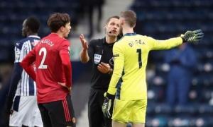 5 điểm nhấn West Brom 1-1 Man Utd: Năm mới, câu chuyện cũ