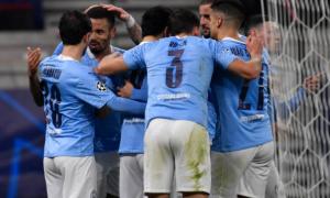 Silva,Jesus nổ súng, Man City thắng nhẹ nhàng Monchengladbach