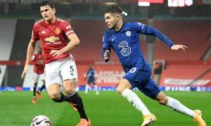 TRỰC TIẾP Chelsea - Man Utd: Cạm bẫy chờ Quỷ đỏ ở Stamford Bridge