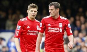 Jamie Carragher không muốn Steven Gerrard dẫn dắt Liverpool