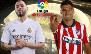 Siêu đội hình kết hợp Real và Atletico Madrid: Song sát bá đạo