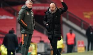 Solskjaer lý giải nguyên nhân Man Utd không 'rực lửa' như Man City