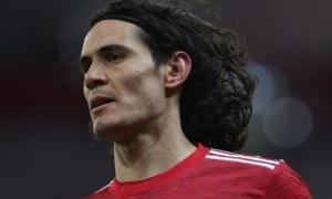 Edinson Cavani 'bẻ lái', chốt tương lai không tưởng tại Man Utd