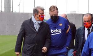 Đón chủ tịch mới cùng 'viên kim cương', Barca đáng sợ đang trở lại