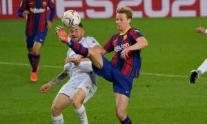 'Chức vô địch nằm trong tay Barcelona...'