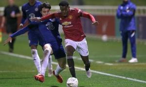 'Kẻ đe dọa' Martial tại Man Utd: Thích Henry; Bố từng dự World Cup