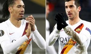 Hai 'hàng thải' Man Utd đang thi đấu ra sao tại AS Roma?