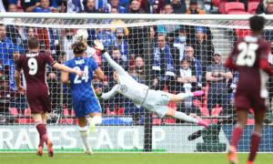 Siêu phẩm định đoạt, Leicester hạ gục Chelsea với kịch bản điên rồ