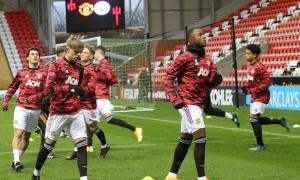 Carrington trỗi dậy, Man Utd mang tới bất ngờ lớn sau 'Class of 2018'