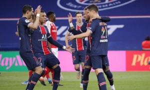 Neymar - Mbappe bùng cháy, PSG bước vào 'ngày phán quyết' Ligue 1