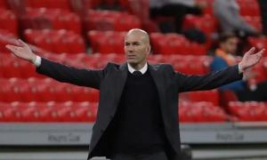 Zidane nhận tin dữ, Real gặp khó chặng về đích khốc liệt